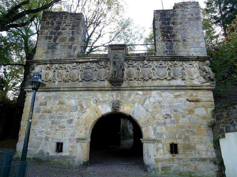 Burgruine Tecklenburg