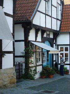 Fachwerkhaus in Tecklenburg