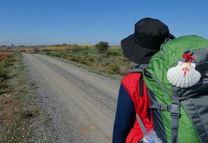 Jakobspilgerer auf dem Camino