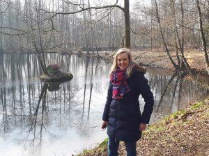 Teich in den Dammer Bergen