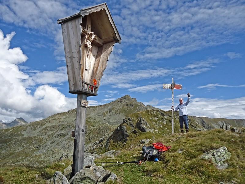 Gipfel Gritzer Hörndl