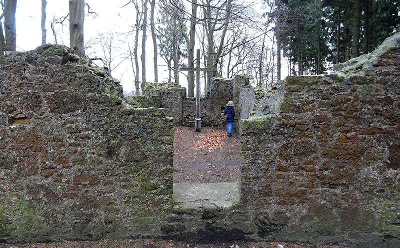 Hünenkapelle auf dem Tönsberg