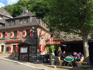 Biergarten Gartenhotel Schreiner