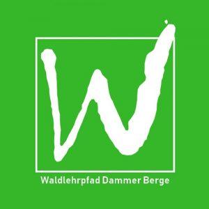 Ein schönes Logo würde dem Waldlehrpfad Dammer Berge gut zu Gesichte stehen.