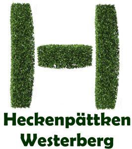 So könnte das Logo für das Heckenpättken Westerberg vielleicht aussehen...