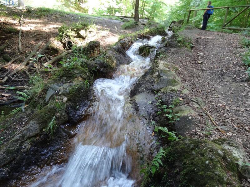 Wasserlauf im Kasinopark