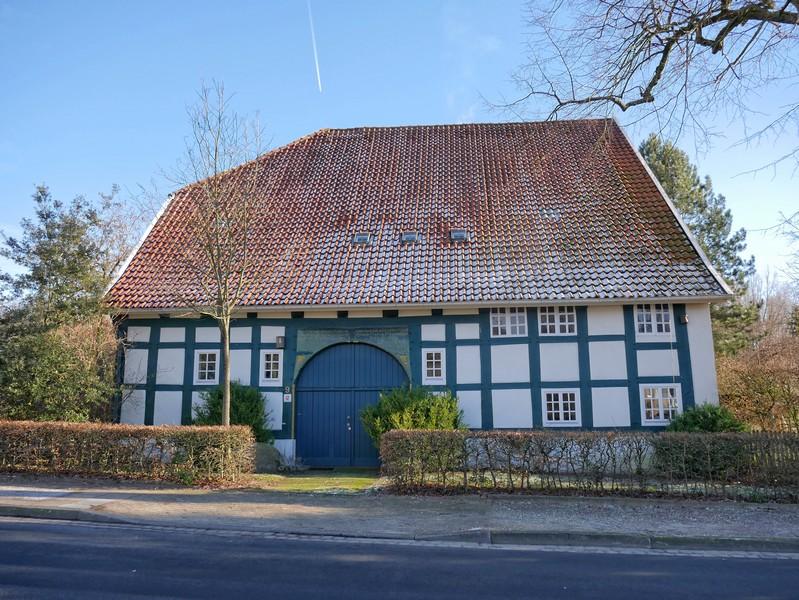 Denkmalgeschütztes Fachwerkhaus in Bad Rothenfelde