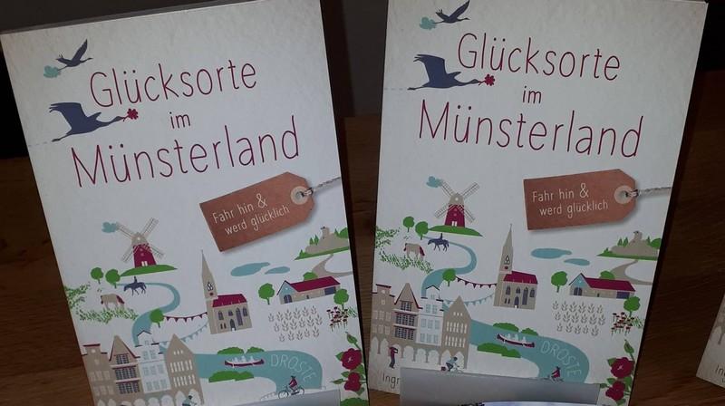 Zwei Ausgaben der Glücksorte im Münsterland