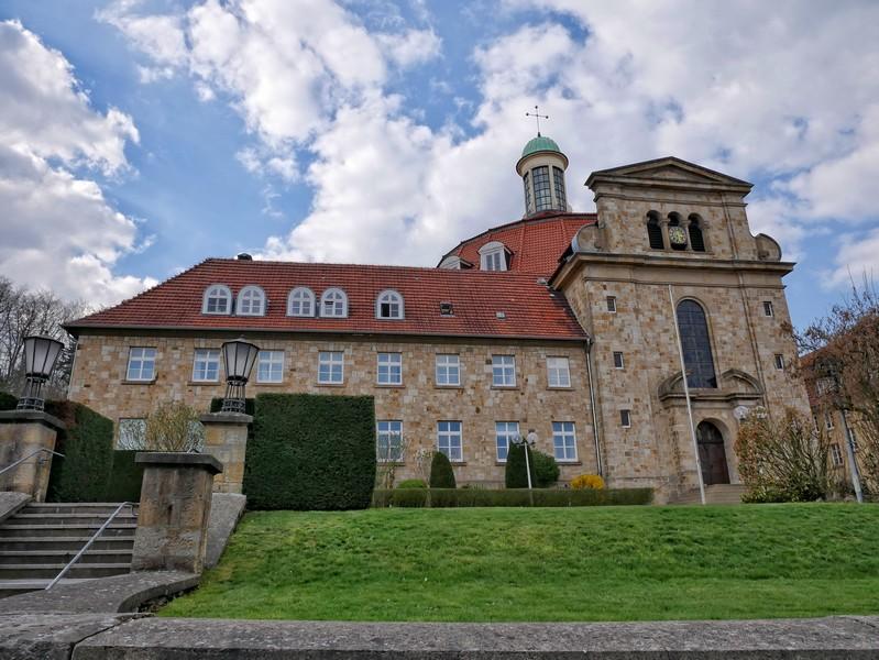 Das Bild zeigt Haus Ohrbeck.