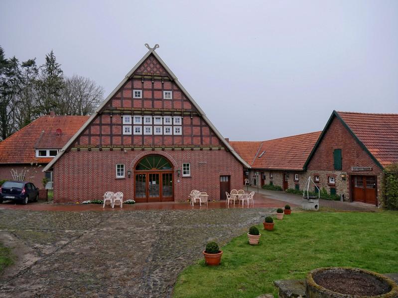 Das Bild zeigt das Lokal Varus Deele.