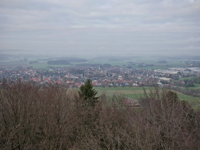 Und natürlich auch auf Wellingholzhausen.