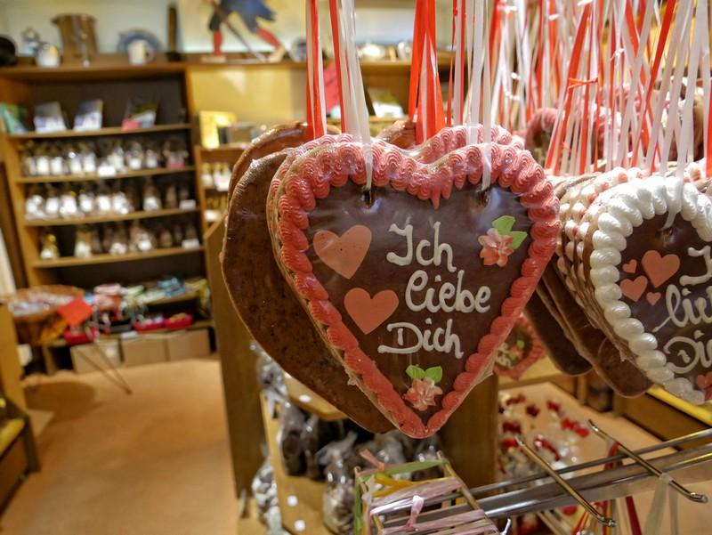 """Borgholzhausen ist nicht nur das """"Herz des Teutoburger Waldes"""", sondern zugleich auch Lebkuchenhauptstadt!"""