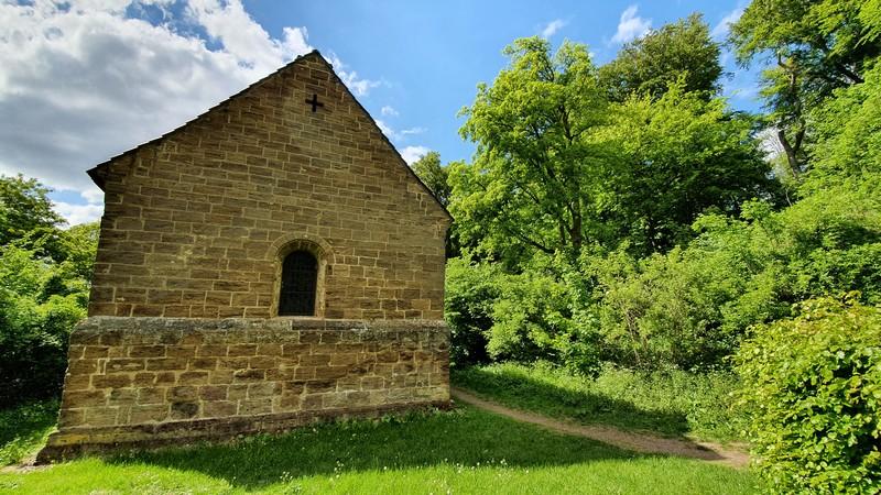 Ende des 19. Jahrhunderts drohte die Margarethenkapelle einzustürzen und wurde daher restauriert.
