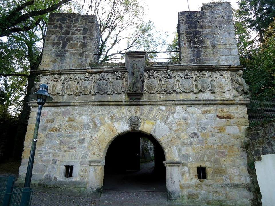 Die Grafen der Tecklenburg hatten auf dem Osnabrücker Markt seinerzeit einige Wörtchen mitzureden.