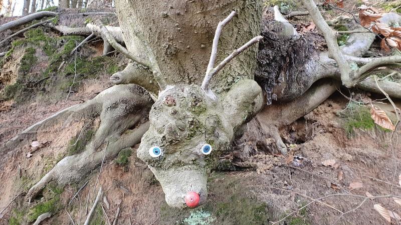 Hier ist übrigens Rudolph zuhause!