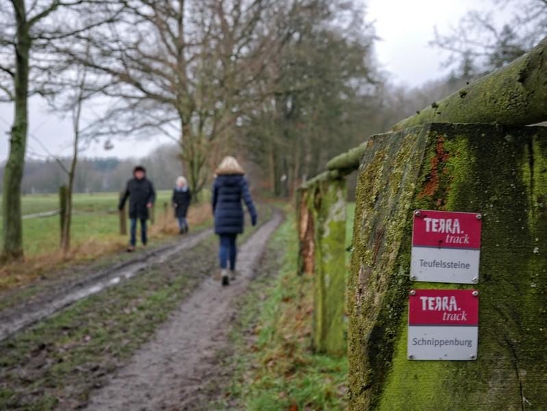 Auch hier ist der TERRA.track Schnippenburg mit von der Partie.