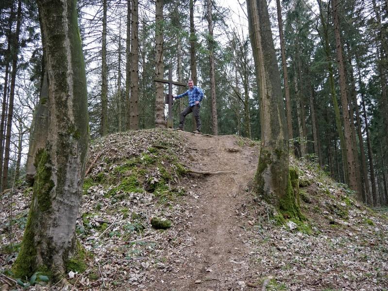Ein Berglein steht im Walde... Die Schmittenhöhe ist schnell erklommen.